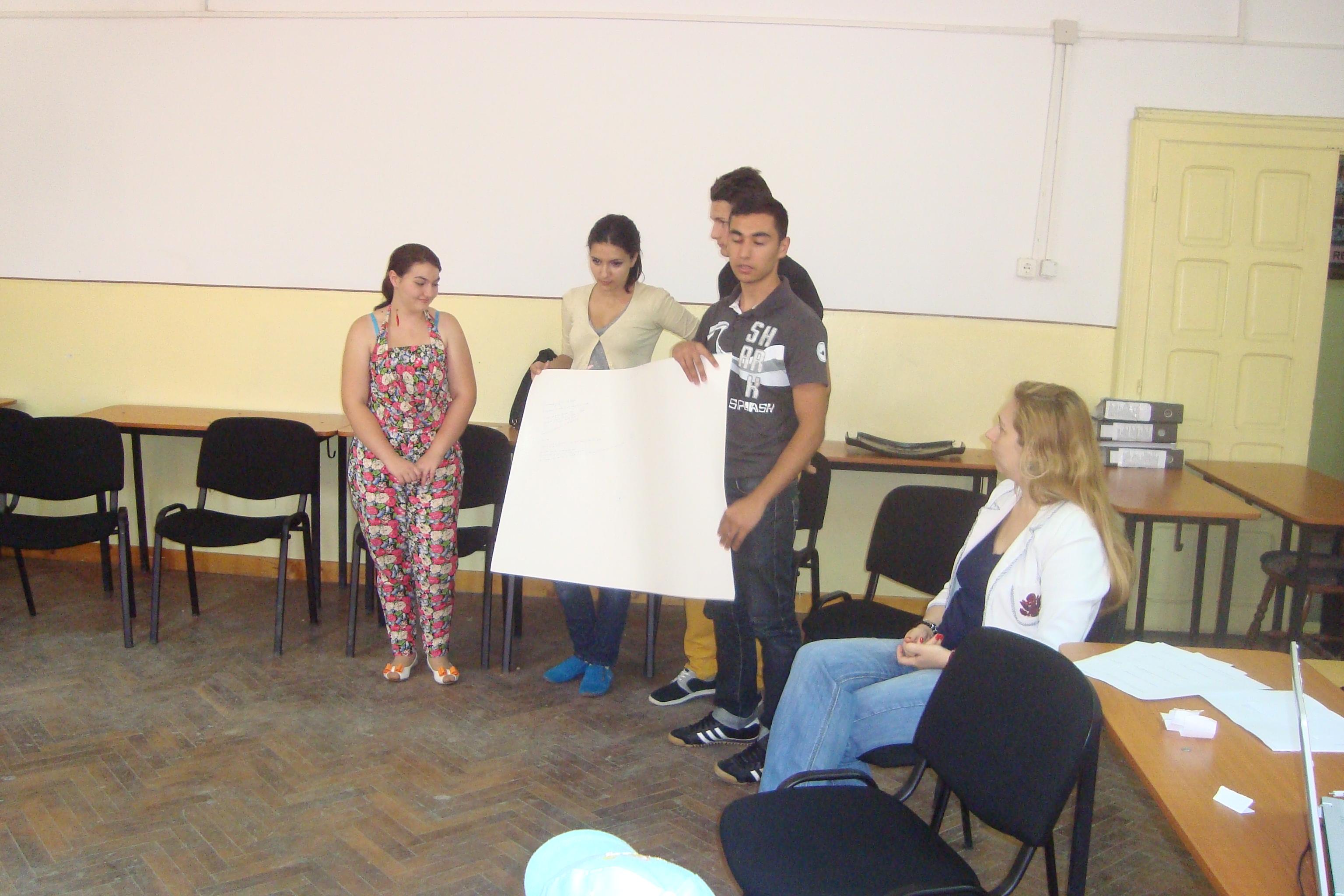 Voluntariatul, un pas in cariera