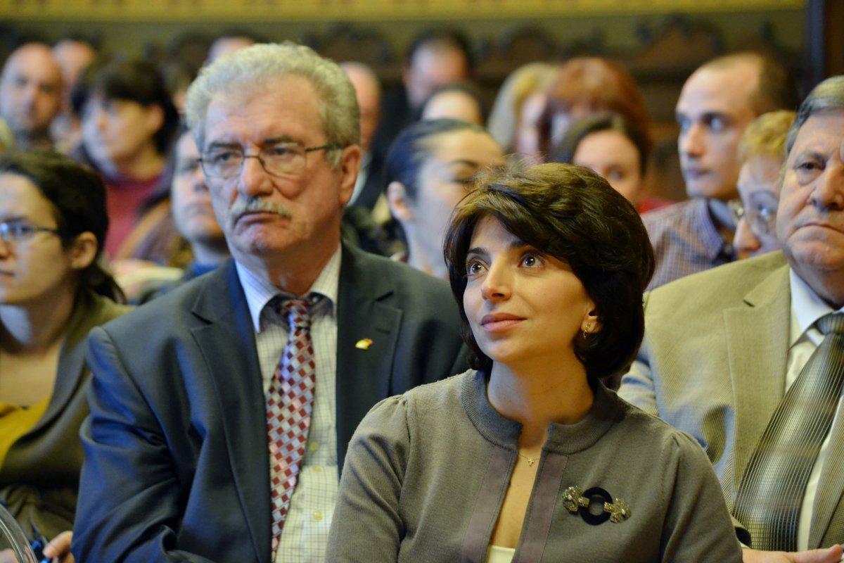 Lansare Centru de Informare Europe Direct-Timisoara